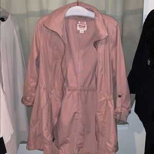 Mossimo pink water resistant jacket